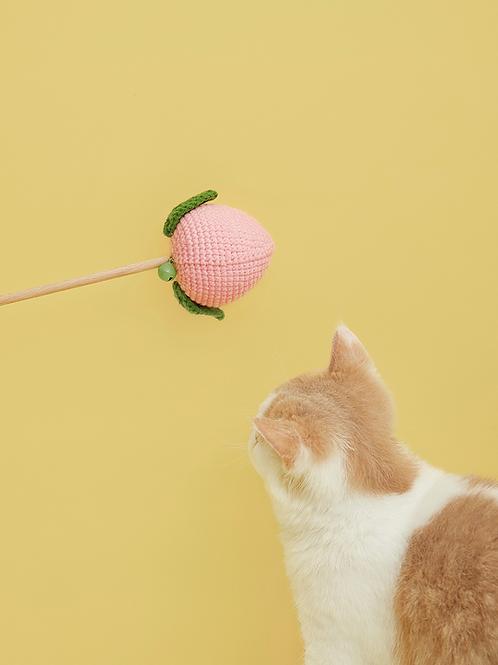 Blossom Peach Cat Teaser