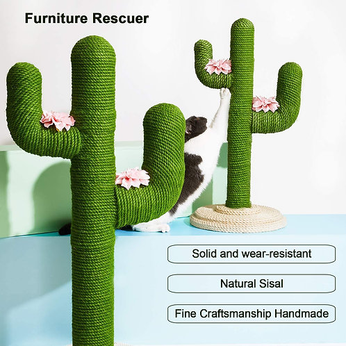 VETRESKA Cactus Cat Scratching