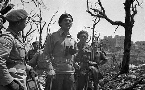 חייליו היהודים של גנרל אנדרס