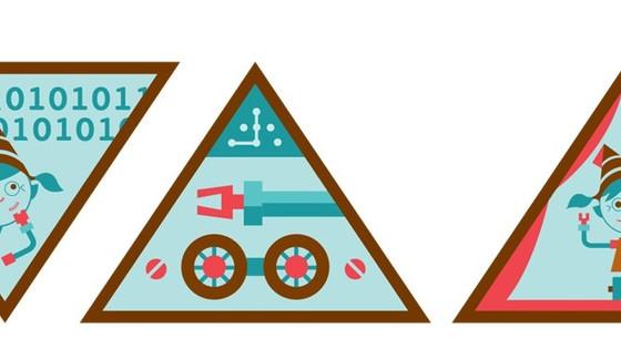Brownie Robotics Badge 1: Programming Robots