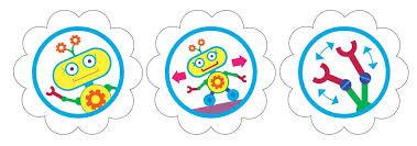 Daisy Robotics Badges
