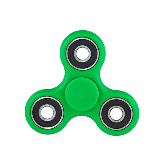 Embracing the fidget spinner craze