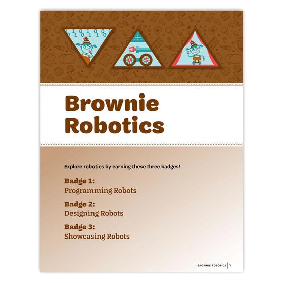 Brownie Robotics Badge 2: Designing Robots