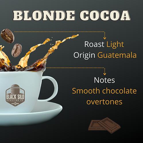 Blonde Cocoa