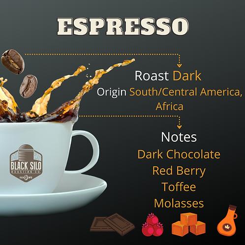Black Silo Espresso