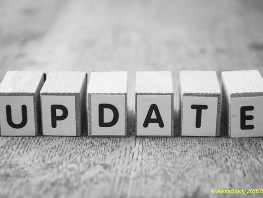 Update - Week 5
