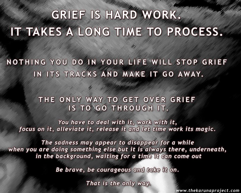 grief-work