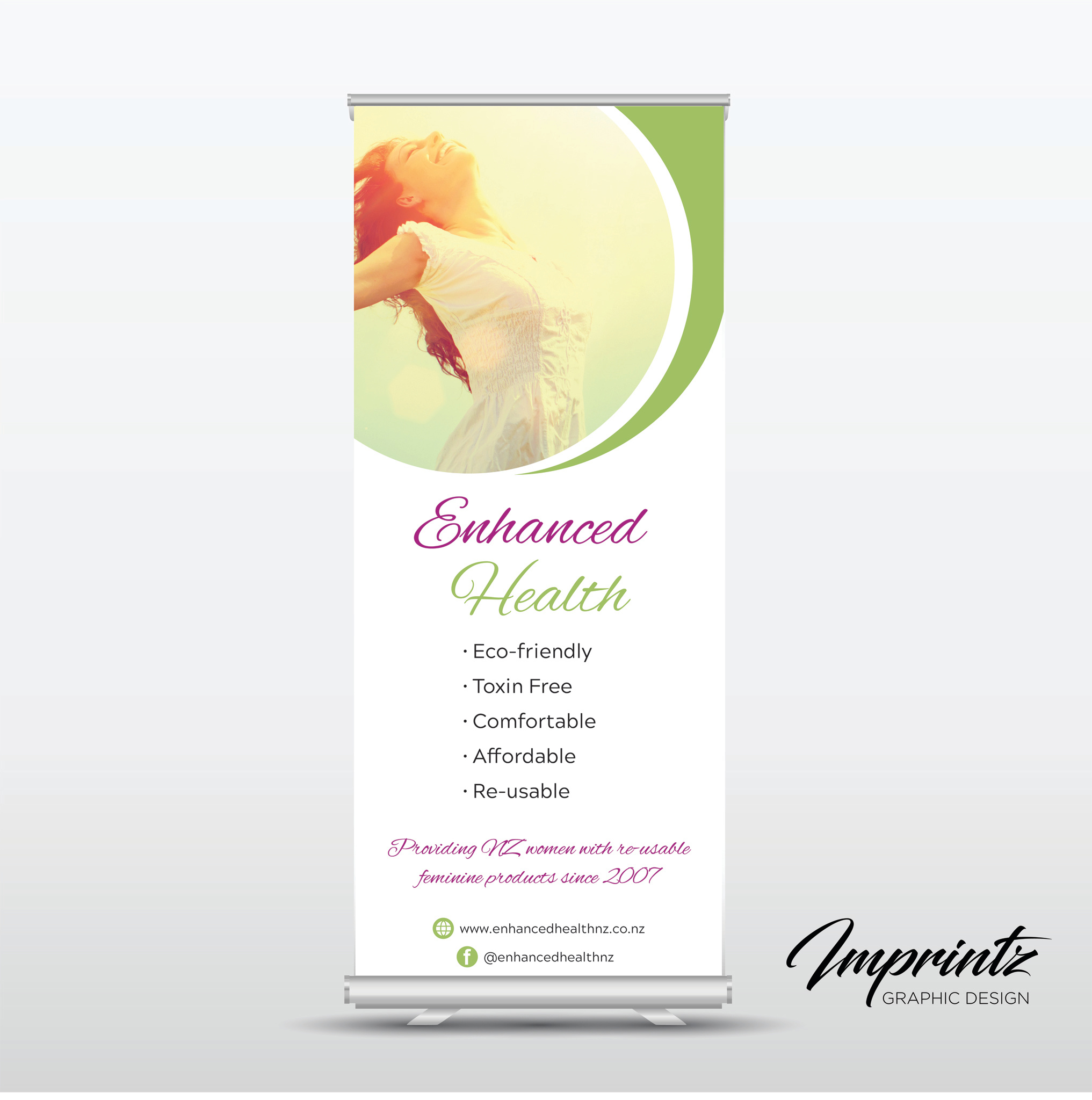 Pull Up banner - Enhanced