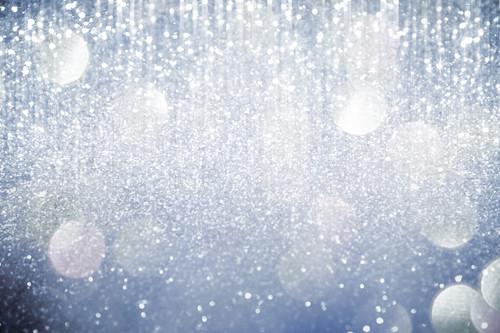 Pixbox hideg kék glitter