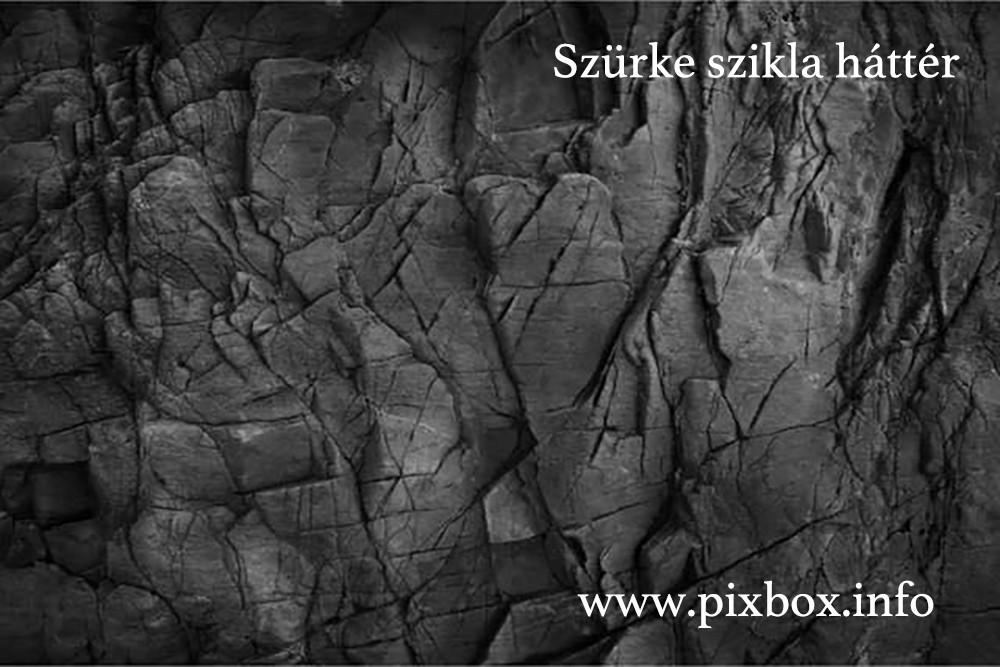 Sötét szikla felület