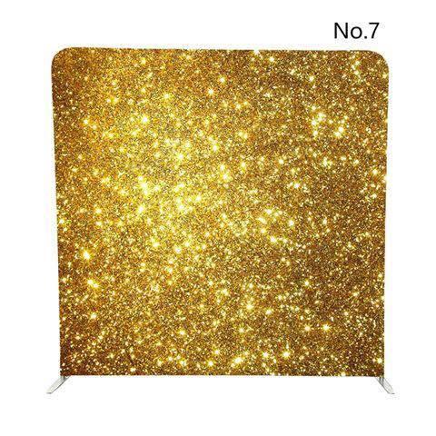 Arany csillám extra nagy