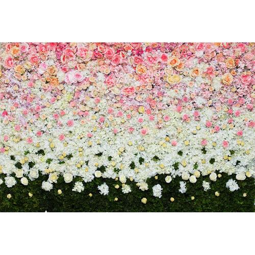 Pixbox rózsaszín rózsafal