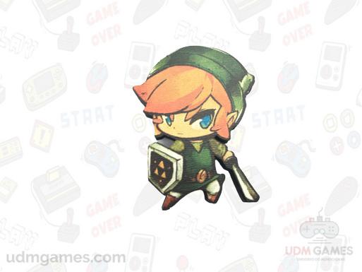 Zelda - Link / Imãs