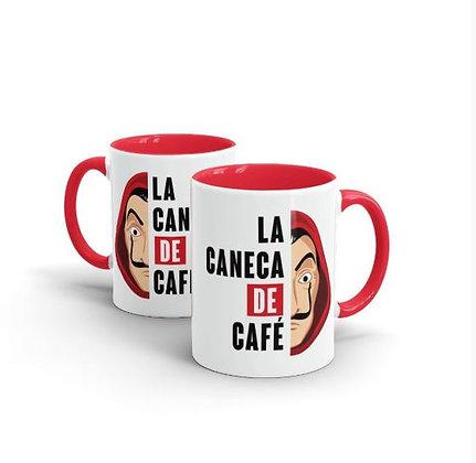 Caneca Personalizada Cerâmica La Caneca de Café