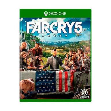 Far Cry 5 - Xbox One /Mídia Física