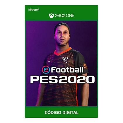 eFootball PES 2020 LEGEND EDITION - Xbox One Código 25 Dígitos