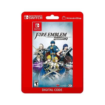 Fire Emblem Warriors - Nintendo Switch Código 16 Dígitos Código:
