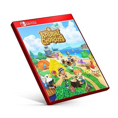 Animal Crossing: New Horizons - Nintendo Switch/Mídia Física