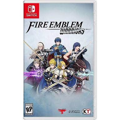 Fire Emblem Warriors - Nintendo Switch/Mídia Física