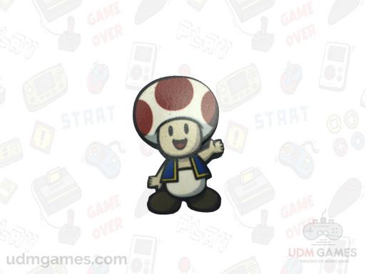 Super mario - Toad / Imãs