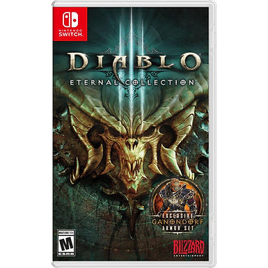 Diablo III Eternal Collection - Nintendo Switch