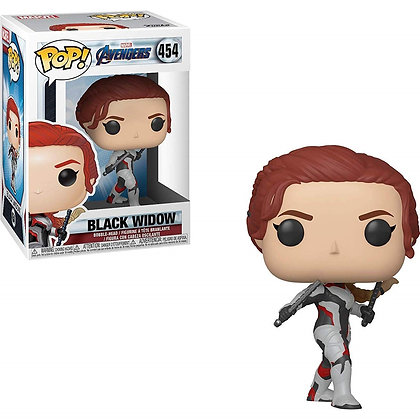Boneco Funko POP The Avengers 4 Black Widow