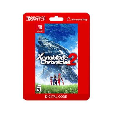Xenoblade Chronicles 2 - Nintendo Switch Código 16 Dígitos
