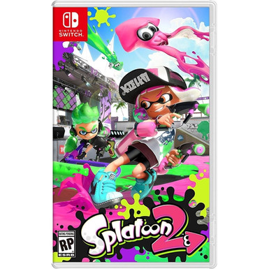 Splatoon 2 - Nintendo Switch/Mídia Física