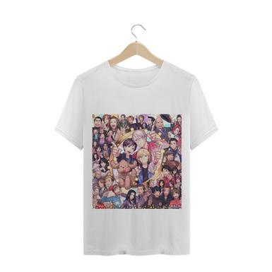 Camiseta Yuri!!! On Ice Yuri Katsuki Victon Nikiforow Anime