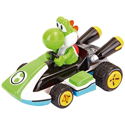 Nintendo Pull Speed Mario Kart 8 Yoshi car