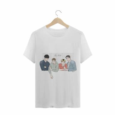 Camiseta - BJ Alex - Mangás