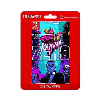 Katana ZERO - Nintendo Switch Código 16 Dígitos