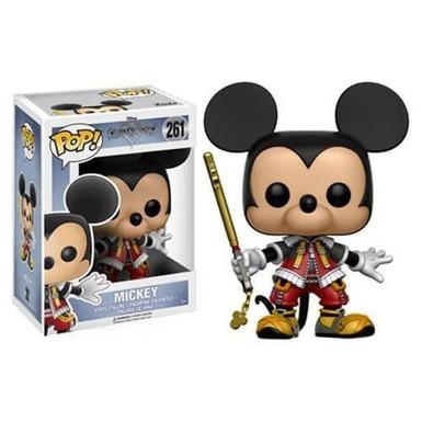 Boneco Funko POP Kingdom Hearts Mickey