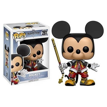 Boneco Funko POP Kingdom Hearts Mickey