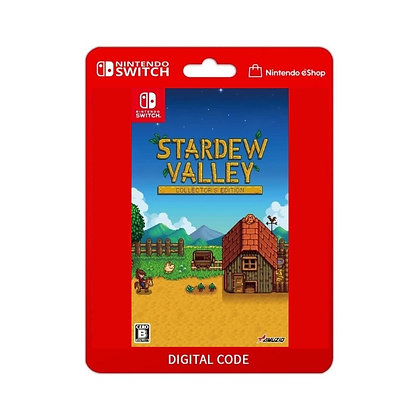 Stardew Valley - Nintendo Switch Código 16 Dígitos