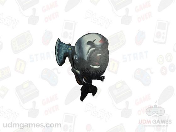 God of War - Kratos / Imãs