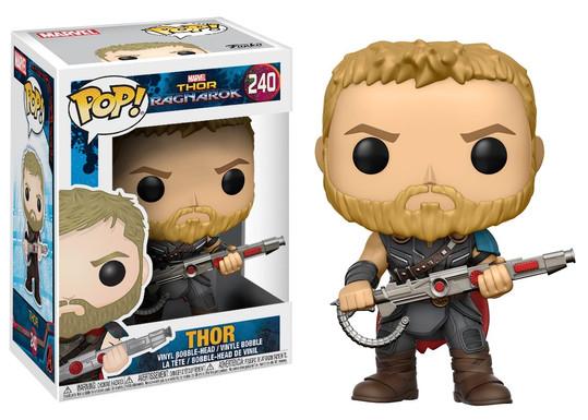 Boneco Funko POP Marvel Thor Ragnarok Thor