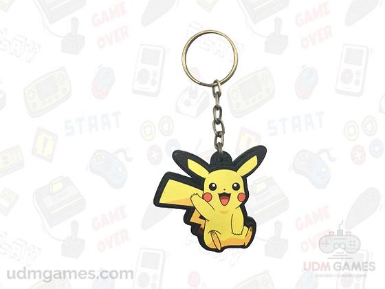 Pokemon - Pikachu / Chaveiro