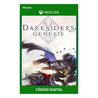 Darksiders Genesis - Xbox One Código 25 Dígitos