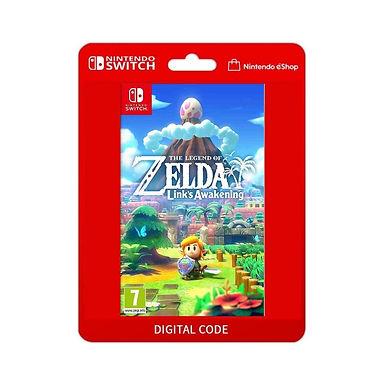 The Legend of Zelda Link's Awakening - Nintendo Switch Código 16 Dígitos