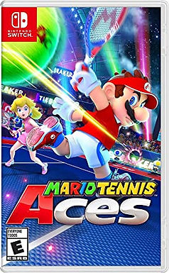 Mario Tennis - Nintendo Switch/Mídia Física