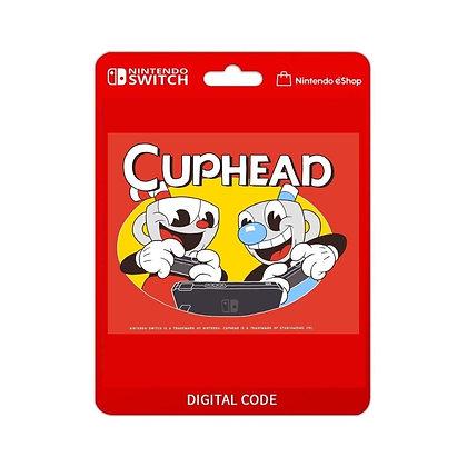 Cuphead - Nintendo Switch Código 16 Dígitos