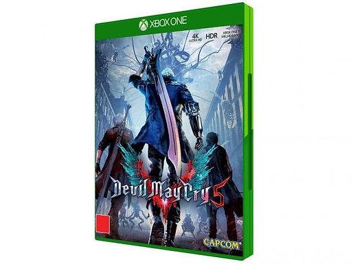Devil May Cry 5 para Xbox One/Mídia Física