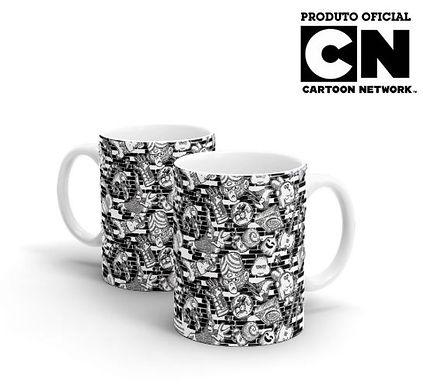 Caneca Cartoon Network OFF Mix 1