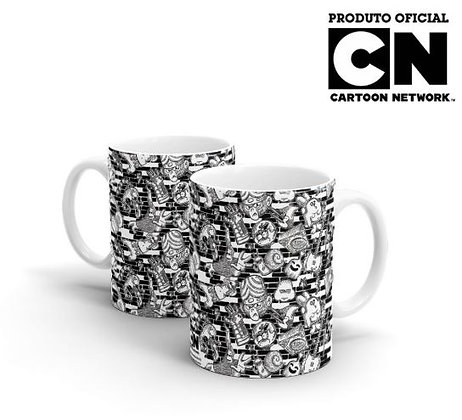 Caneca Cartoon Network OFF Mix 1