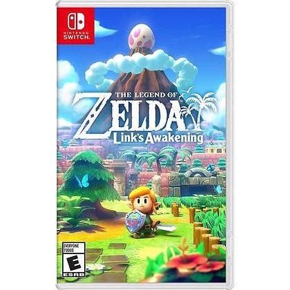 The Legend of Zelda: Link's Awakening - Nintendo Switch / Mídia Física