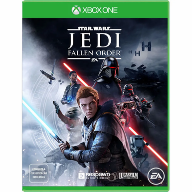 Star Wars Jedi Fallen Order - XBOX ONE/Mídia Física
