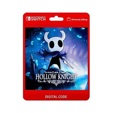 Hollow Knight - Nintendo Switch Código 16 Dígitos