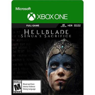 Hellblade Senuas Sacrifice Xbox One - 25 Dígitos /Mídia Digital
