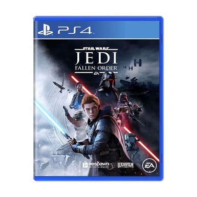 Star Wars Jedi Fallen Order - PS4 /Mídia Física